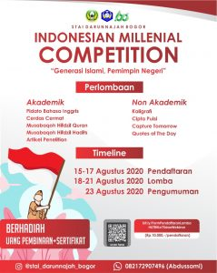 Indonsian Millenial Competition